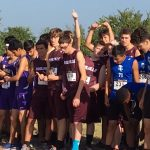 Poolville High School Boys Varsity Cross Country finishes 10th place
