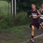Poolville Boys Middle School Cross Country finishes 2nd place