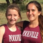 Poolville High School Girls Varsity Cross Country finishes 11th place