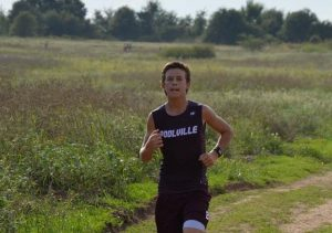 Junior High Boys Cross Country at Poolville Meet