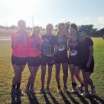 Lady Monarchs CC Advances to Regionals, 2nd place at District Meet
