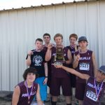 Poolville High School Boys Junior Varsity Cross Country finishes 1st place