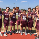 JV Boys Cross Country Win Again