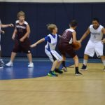 Poolville Boys 8th Grade Basketball beat Garner, Tx 32-22