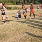 Lady Monarchs compete in Regional Preview Meet