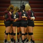 Volleyball vs. Perrin