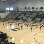 Kenowa Hills High School Girls Varsity Dance finishes 1st place
