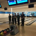Kenowa Hills High School Boys Varsity Bowling finishes 6th place