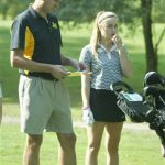 Girls' Golf 2017