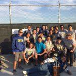 Edgewood High School Boys Varsity Swimming finishes 1st place