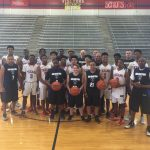 Texans vs. APD in Charity Basketball Game