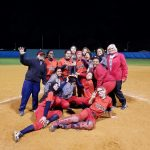 Lady Teaxns Varsity Softball wins 2nd place in the Wildcat Invitational Tournament