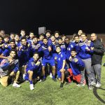 Congratulations to the Texan Varsity Soccer Team the 2017 4-6A District Champs