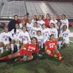 Varsity Girls Win During PKs