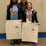 Girl's Wrestling State Champs!