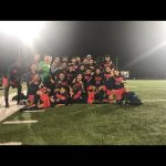 Sam Houston High School Boys Varsity Soccer beat Arlington High School 3-0