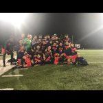 Sam Houston High School Boys Varsity Soccer beat Arlington High School 3-0