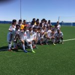 Sam Houston High School Boys Varsity Soccer beat El Paso Soccoro 3-0