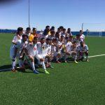Sam Houston High School Boys Varsity Soccer beat El Paso Soccoro 3-0