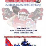 Texan Football Skills Camp
