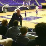 Boys basketball team visits Lipscomb University…