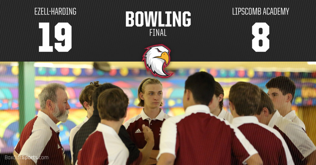 Bowling Stays Hot…Upsets Undefeated Lipscomb