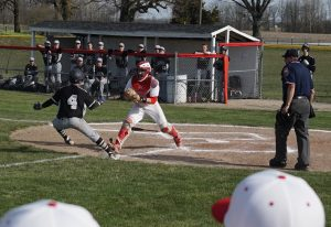 Boys Varsity Baseball -v- Hauser
