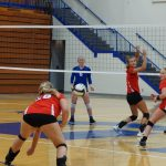 2019 JV-V Volleyball at Greensburg
