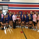 Chargers Win on Senior Night & Celebrate Dig Pink
