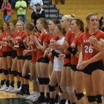 Lady Charger Volleyball Season Comes to an End