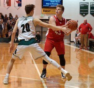 2019-2020 Boys Basketball JV-Varsity at South Ripley