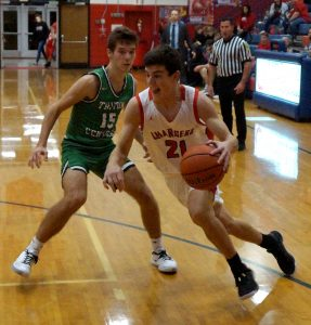 2019-2020 Boys Basketball JV-Varsity -v- Triton Central