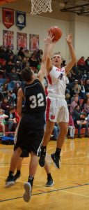 2019-2020 Boys Basketball JV-Varsity -v- Hauser