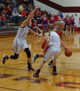 2019-2020 Girls Basketball JV-Varsity -v- South Decatur