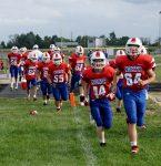 North JV Football -v- Greensburg 31st August 2020