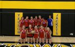 8th Grade Lady Chargers are MHC Champs!