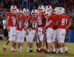 Varsity Football -v- Rushville 25Sept2020