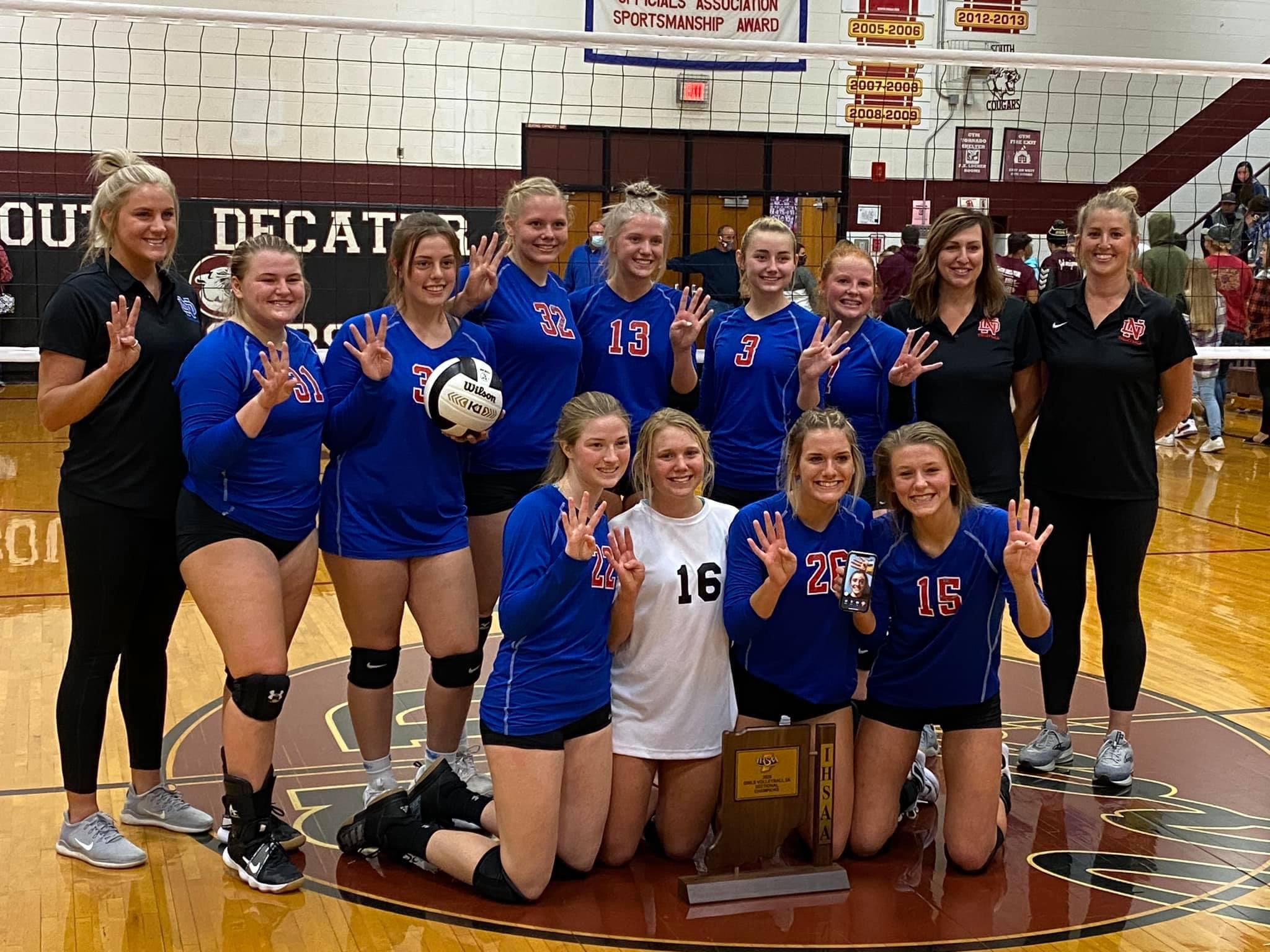 All-Sectional Volleyball Team Announced