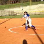 Red Bank High School Varsity Softball beat Brainerd High School 15-0