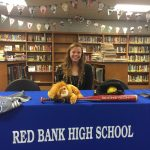Kendall Farr Signs with Greenville College
