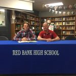 Huntter Waldrup signs with Martin Methodist College