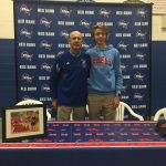 Cole Bullock signs with Ole Miss
