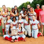 MaxPreps 2016 Top 100 high school softball rankings