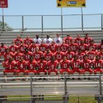 Freshman Football Team Goes Undefeated in the 2015 Season