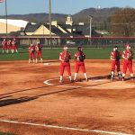 Ooltewah High School Varsity Softball beat East Hamilton High School 6-5