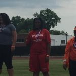 Starling Breaks OHS Shotput Record, Places 4th at State