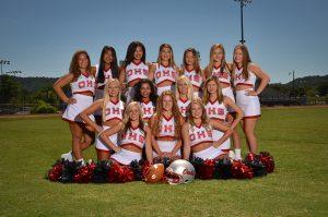2017-18 Cheerleading
