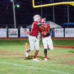 Ooltewah Football beats Tyner 21 – 7 in weather shortened 2018 Debut