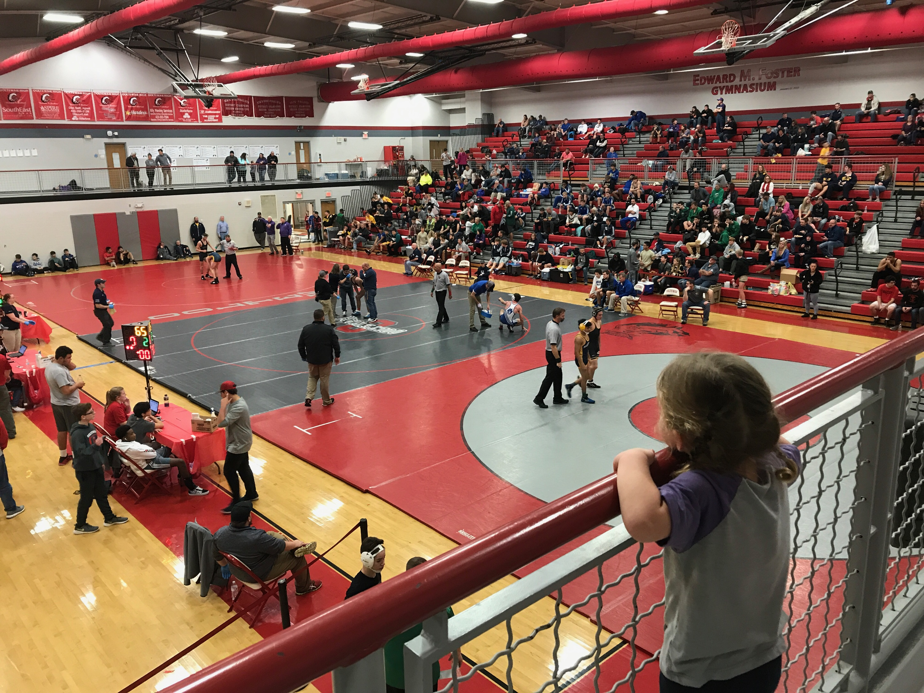 Ooltewah Wrestling finishes 6th place at Ooltewah Invitational