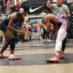 Wrestling Owls compete at Bradley Invitational